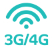 3G/4G Icon